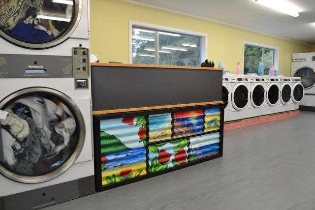 First class laundry service in Auckland