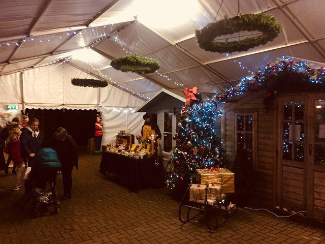 Tynwald Mills Christmas Market