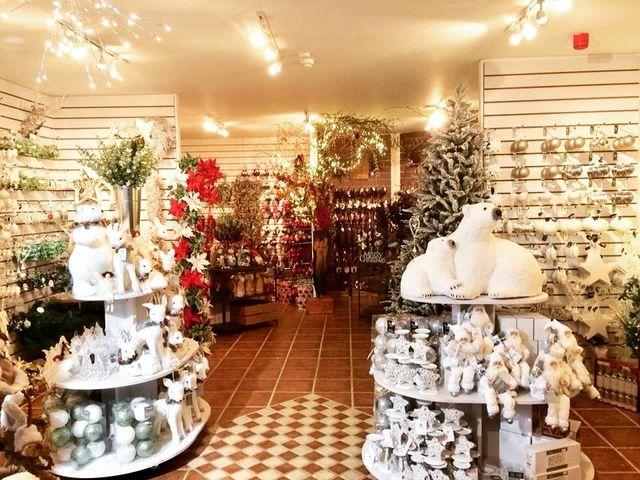 Tynwald Mills Christmas Shop