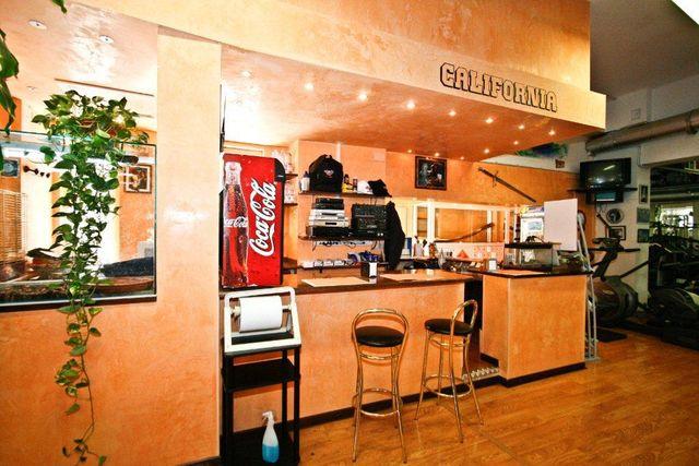 un angolo bar
