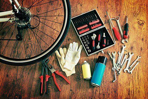 accessori per manutenzione bici ad altavilla vicentina