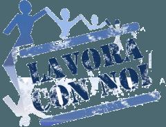 LAVORA CON NOI logo