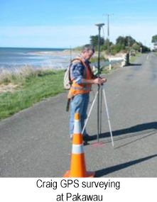 Nelson's accurate approach to land surveying