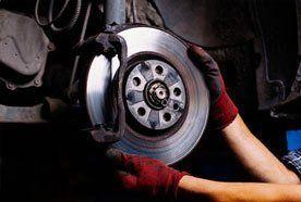 Brake fault finding