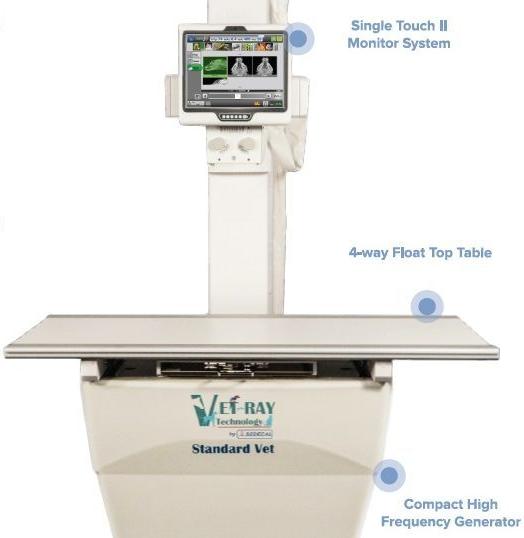 Veterinary Equipment   Houston, TX   VXS Imaging