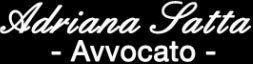STUDIO LEGALE AVVOCATO SATTA ADRIANA - LOGO