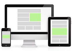 responsive built websites