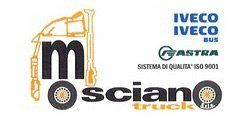 Officina Iveco Mosciano truck ss logo