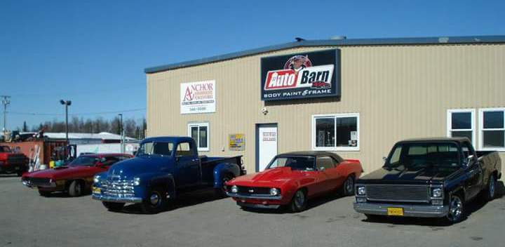 Fix Auto Anchorage >> Car Body Repair Anchorage Ak Auto Barn