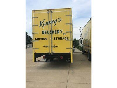 Storage Delivery Truck   Moving Company In Bloomington, IL