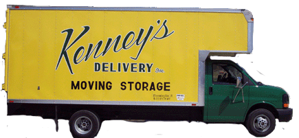 Storage And Moving Bloomington Il Kenney S Delivery Inc