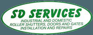 SD Services logo