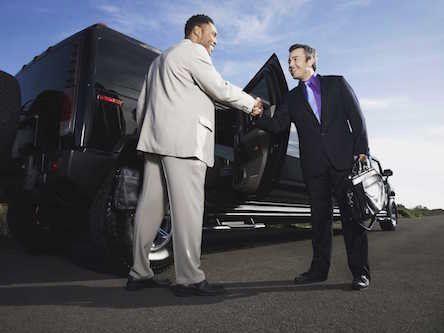 corporate limo service orlando