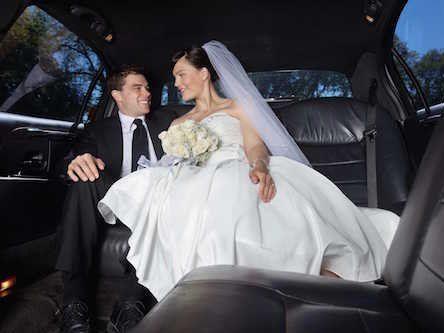 wedding limo service orlando