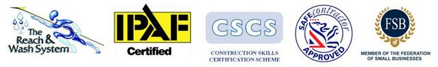 certified company logos