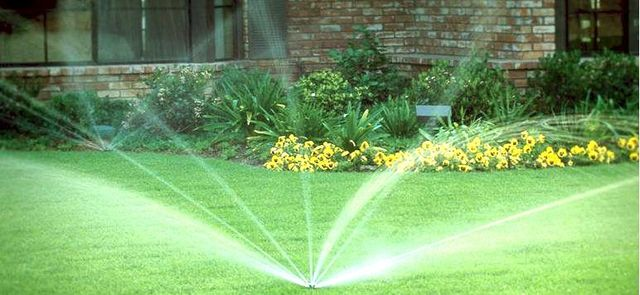 Farmer contacts lawn sprinklers systems experts in Fairfield, OH