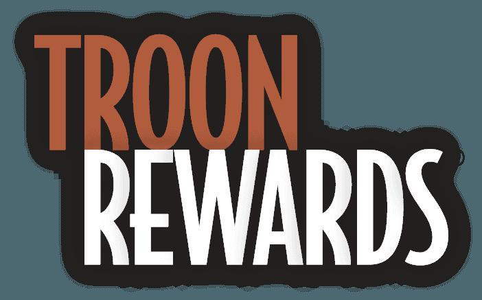 Troon Rewards Logo