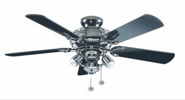 Durable and beautiful fans