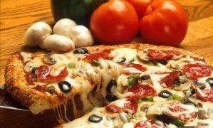 PIZZA VERDURE MISTE