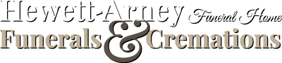 Hewett-Arney Funerals & Cremations