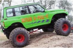 Auto Salvage Pensacola, FL