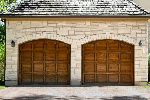 Wood Garage Door Companies on