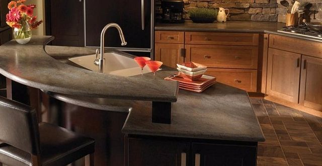 Perfekt Uniform Custom Countertops Elegant Corian Solid Surface Countertop  Corian Countertops Proben Wundervoll Corian® Is A Solid Surfacing Brand  Created ...