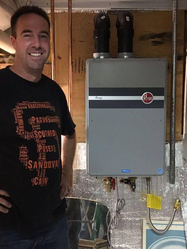 Water Heater Installation San Mateo, CA
