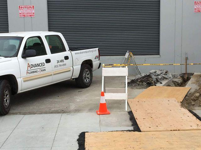 Sewer Repair San Mateo, CA