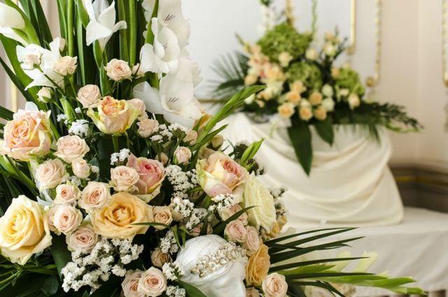 dei bouquet di fiori