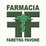 FARMACIA FARETRA PAVONE - LOGO