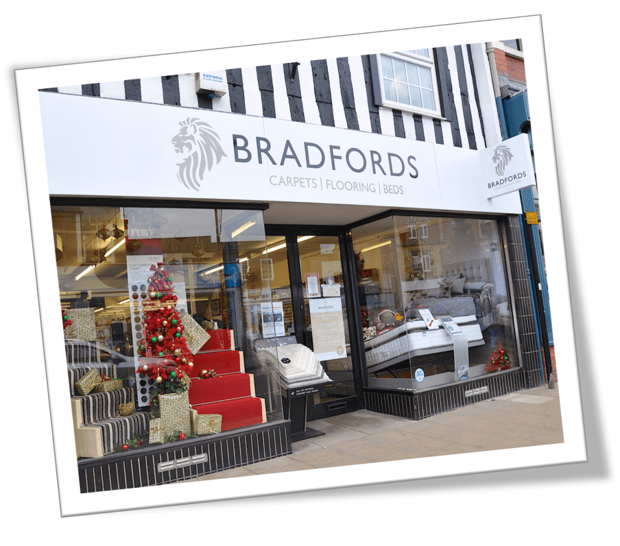 BRADFORDS showroom
