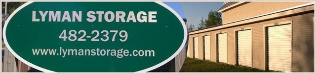 Charmant Lyman Storage