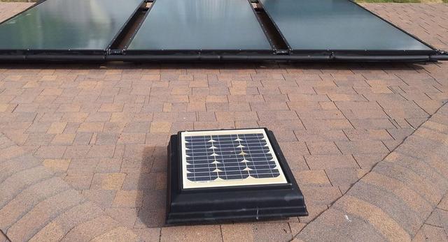Solar Panel To Run Small Fan Checknows Co