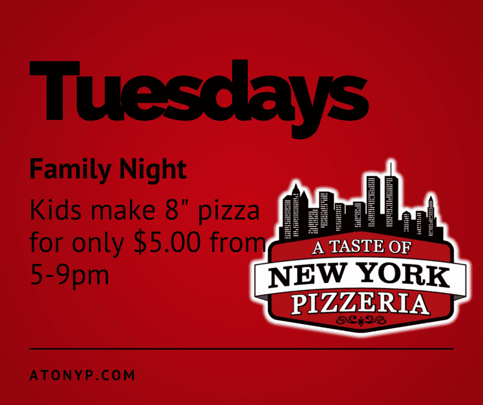 tuesday family night special
