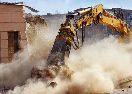Asbestos safety for demolition in Victoria