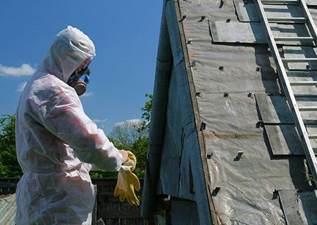 Asbestos safety inspections in Victoria