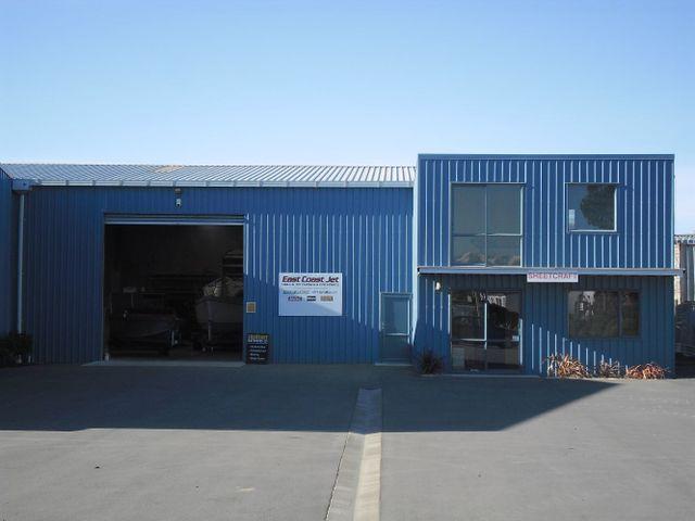 Jet boat repair in New Zealand