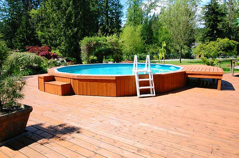 WINTERIZING TIPS FOR YOUR ABOVE-GROUND POOL
