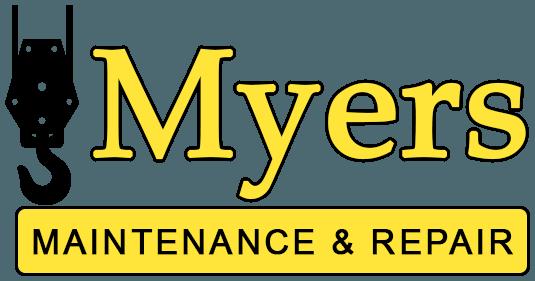 Crane Parts Buffalo, NY | Hoist Parts | Myers Maintenance