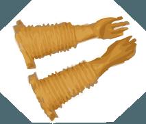 Manichette per sabbiatrici