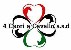 A.S.D.4 CUORI A CAVALLO-logo