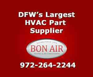 DFW's largest HVAC part supplier