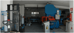 produzione manufatti edili in rame