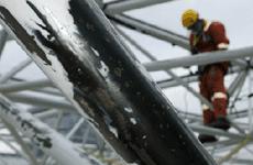 steel climbing