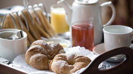 Breakfast, coffee, tea