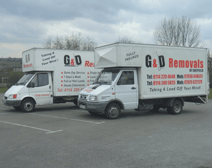 Waste and recycling  - Sheffield - G & D Removals - Rubbish collection