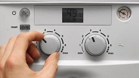 boiler for repair
