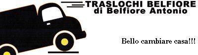 Logo TRASLOCHI BELFIORE