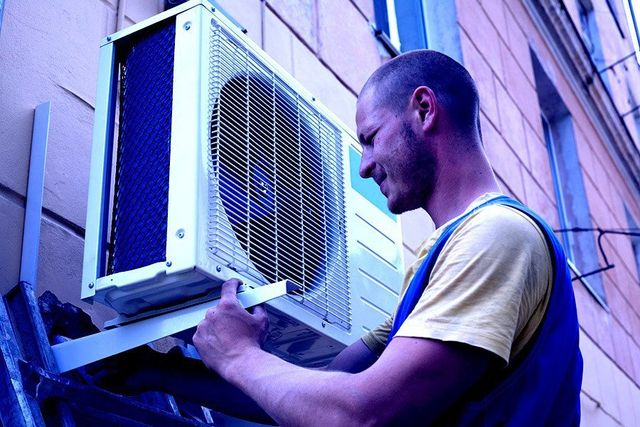 air conditioning installation in Bryan-College Station TX - Environmental Air Systems Inc